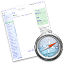Safari 4 Developer Preview: Icon of Google Reader as Web Application