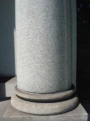 Piller Detail, Hamilton Cemetary (cartoonist2006) Tags: detail architecture piller