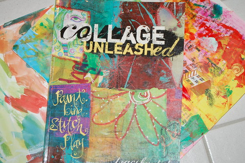 Collage Unleashed book
