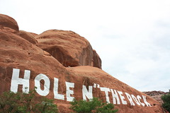 The Hole in the Rock (Great Beyond) Tags: road trip travel vacation holiday signs tourism sign rock digital canon way eos rebel high highway scenery kiss neon open view hole side scenic roadtrip landmark tourist retro hwy views americana lonely neonsign roadside dslr roadsideamerica touristtrap trap oldsign xsi holeintherock x2 oldsigns loneliest holentherock loneliestroad 450d retr ontheopenroad canoneos450d canoneosdigitalrebelxsi kissdigitalx2canon noticings