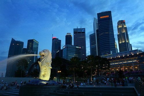 Merlion City