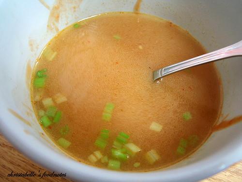 阿來甜不辣的湯