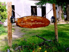 la angostura sign (Marcelo .) Tags: ranch patagonia santacruz estancialaangostura