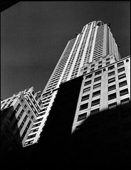 img012 (See Attached) Tags: nyc blackandwhite 120 film mediumformat pentax grain monotone 6x7 chryslerbuilding 3200 67 ilforddelta3200 105mm f24 imtoosexyformygrain