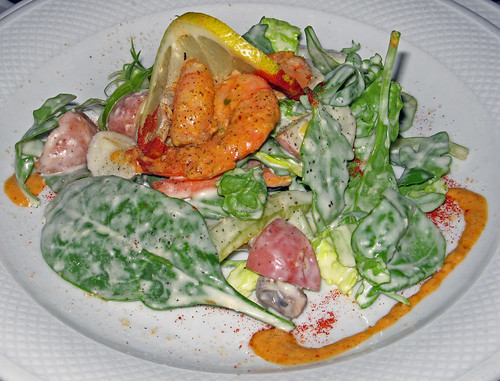 Shrimp Remoulade Salad