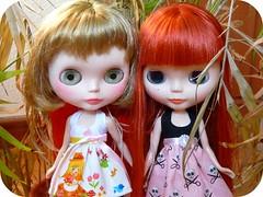 Hermanas vestidas de Little Miss Boutique