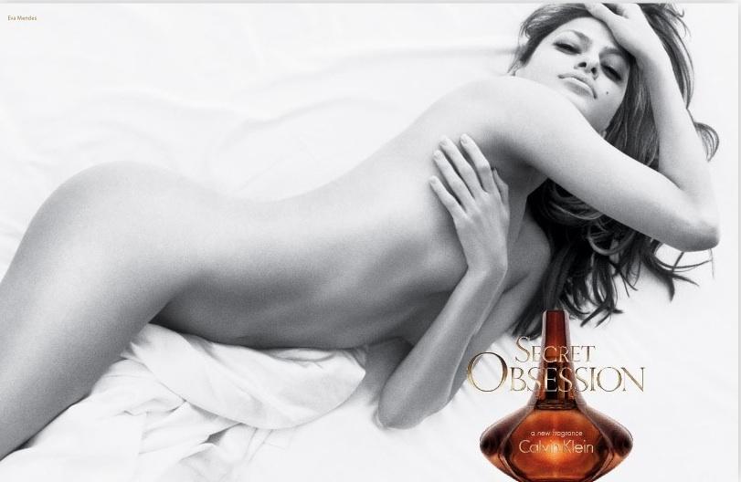 FASHION PORN: Eva Mendes Too Hot For T.V.