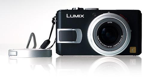 Product Photography: Panasonic Lumix
