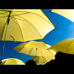 umbrellas (Masahiro Makino) Tags: japan digital photoshop kyoto olympus adobe  zuiko lightroom e500 1454mm f2835 artlibre theperfectphotographer goldstaraward 20071107135826e500s25p soldatgettyimagesmarch2012
