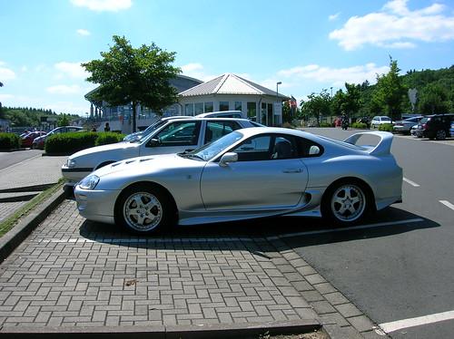 quiet car park
