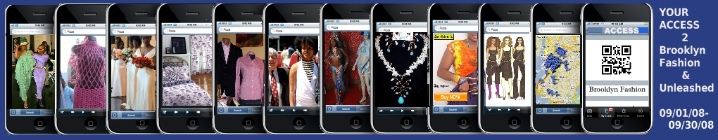 local Fashion On The IPhone and other mobile devices