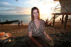Me. Waikiki Beach (a.kaupang photo) Tags: hawaii honolulu waikikibeach