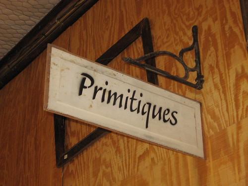 Primitiques