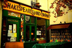 between the lines. (lareinefolle.) Tags: paris france frana shakespeare bookstore dreams lovely shakespeareandcompany