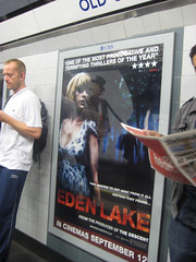 Eden Lake Tube poster