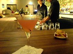 Grape-tini at Klee, Bar at Wessex Village, Portsdown Road
