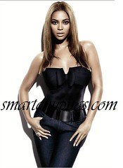 beyonce Marie Claire magazine