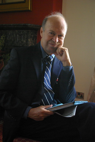 James Hansen, Goddard Space Institute, NASA