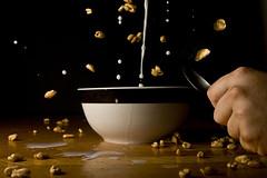 Telekinetic Breakfast (craig.proulx) Tags: camera usa kitchen canon table ma fly flying milk hand eating flash cereal spoon bowl off eat foam meal splash utensil softbox 580ex core strobe tyngsboro 2470 photoflex f28l 430ex strobist 40d
