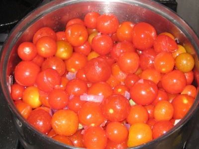 Balcony Tomato Sauce