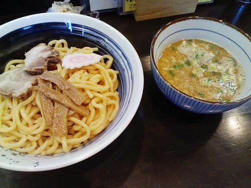 福の家 / 極太つけ麺 / Sep 11, 2008