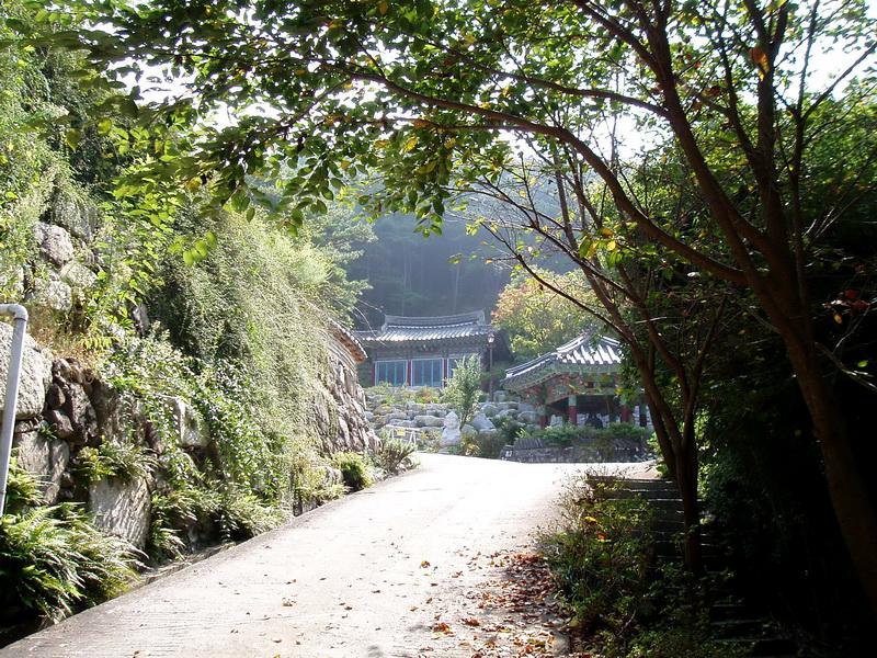 A temple(Namwon)
