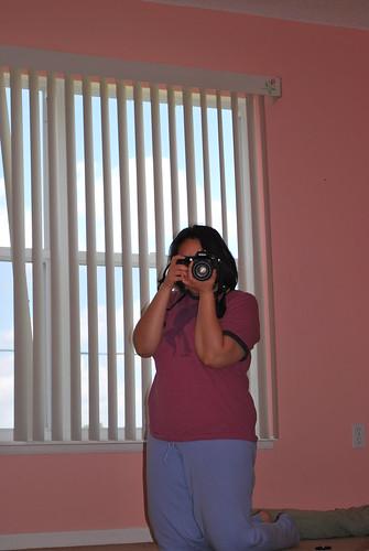 Amanda and Nikon D300