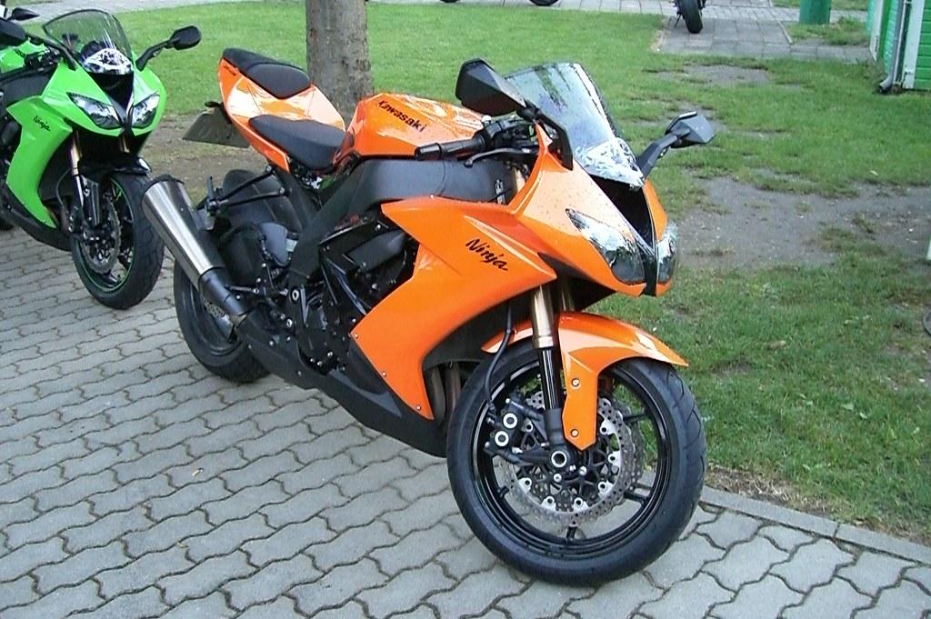 Kawasaki Zxninja