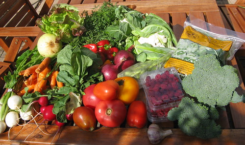 What's in CSA box #11