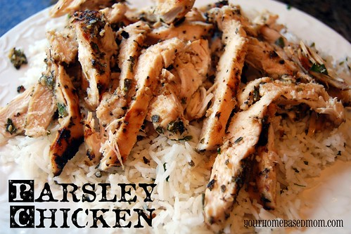 parsley chicken 1 - Page 160