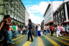 Keep Walking ([CERPA]) Tags: street people mexico calle downtown traffic gente guadalajara jalisco mexique urbana juarez centrohistorico location:country=mexico