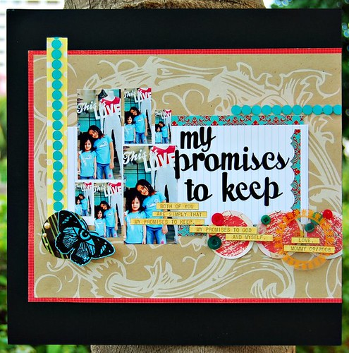 My Promises To Keep