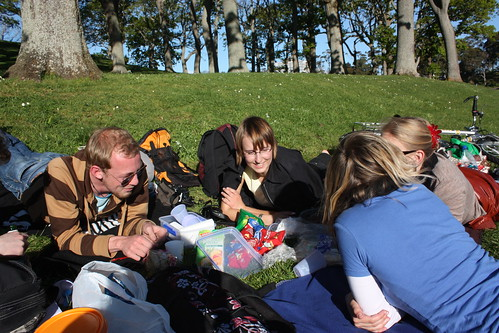 Picnic at Domain