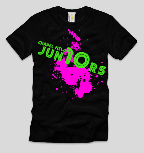 junior shirt black