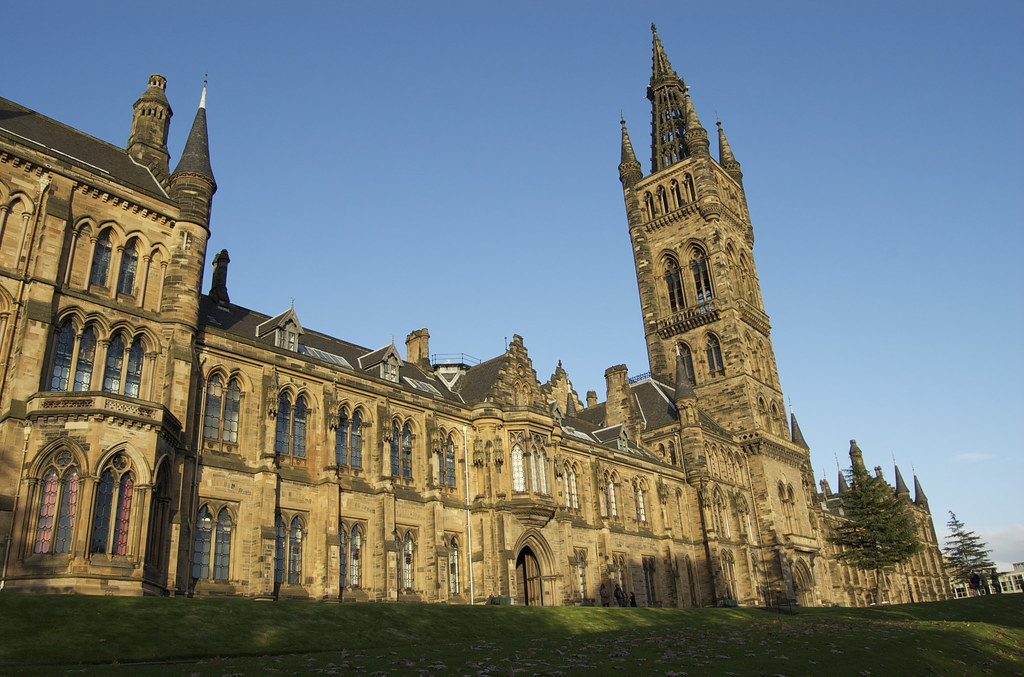 The University of Glasgow by Iain Farrell, on Flickr
