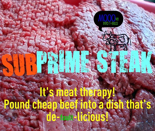 Subprime Steak on OneBigKitchen.com