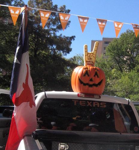 happy longhorn halloween