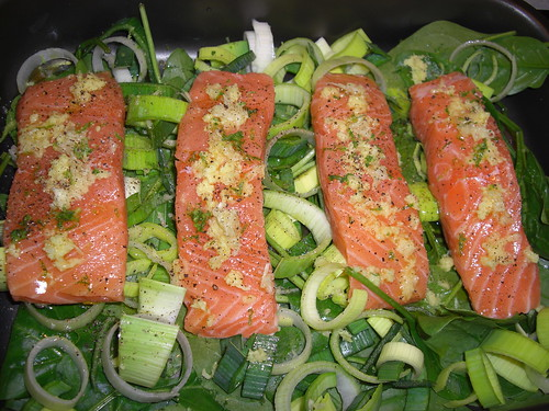 The best salmon dish ever