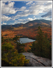 The High Peaks from Mt. Jo (bnzai9) Tags: autumn adirondacks marcy algonquin lakeplacid colden mtjo