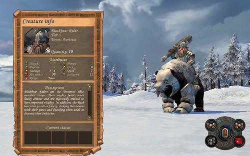 Fortress Blackbear Rider