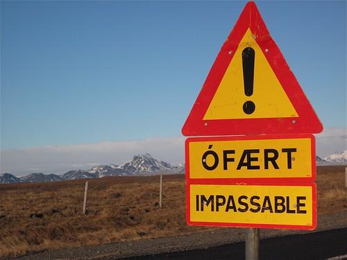 Impassible!