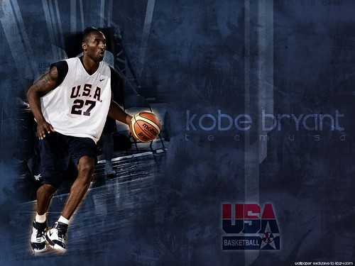Nuggets Wallpaper · kobe bryant usa Practice