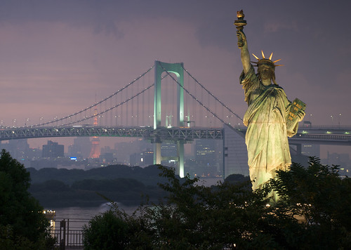 Odaiba Sunset 09