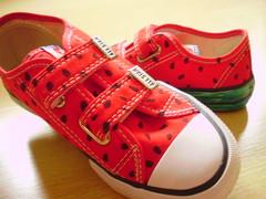 melancia (LuCky LuCy custom shoes) Tags: watermelon melancia custom allstar allstarcustomizado allstarcustom conversecustomizado