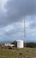 199308 375 Mount Moliagul (williewonker) Tags: white tower radio landscape site mt tank australia victoria aerial mount antenna ttb vline moliagul moliagal
