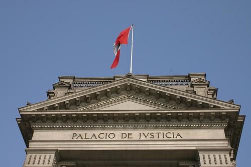 Palacio de Justicia, Lima - Peru.