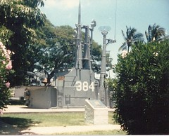 Pearl Harbor Submarine Museum 1 (RNRobert) Tags: film museum hawaii oahu navy submarine pearlharbor worldwar2 parche ramage conningtower ss384