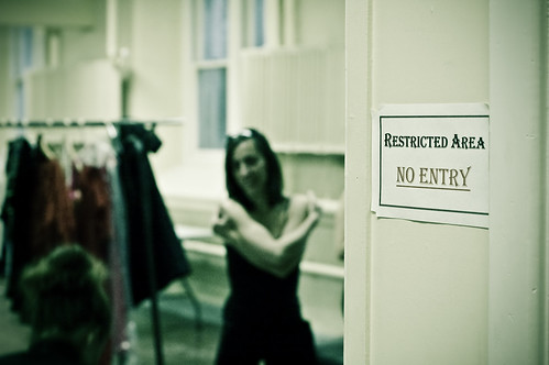 no entry2