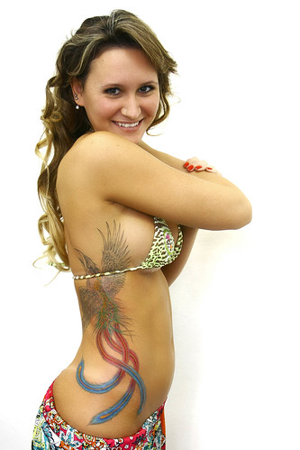 Cool Girl Tattoo With Body Art Tattoo Photos Typically Feminine Tattoo Art Pictures Gallery