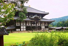 "Todaiji Nara green, 東大寺 (Steve-kun) Tags: japan temple jp nara todaiji 東大寺 flickrcom  日本 奈良 flickrjp 日本 ""日本 flickrflickr jpcom"